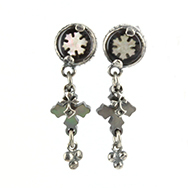 Earrings E 15D03 B