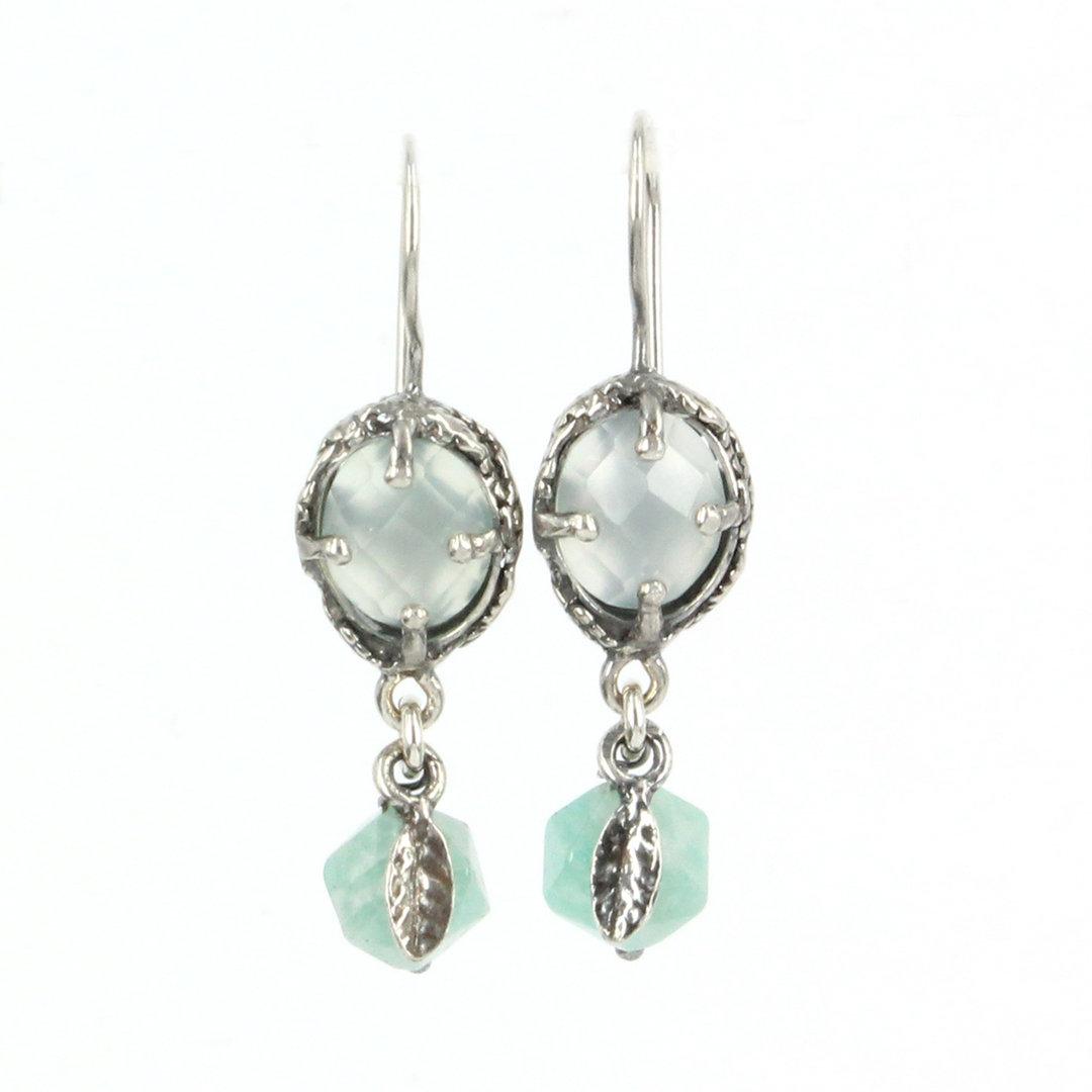 Earrings E 18a11 C