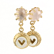 Earrings E 14I07 A