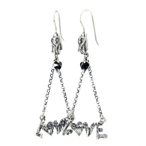 Earrings E 17C04 B