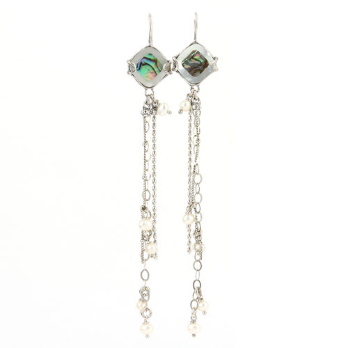 Earrings E 18E01 A