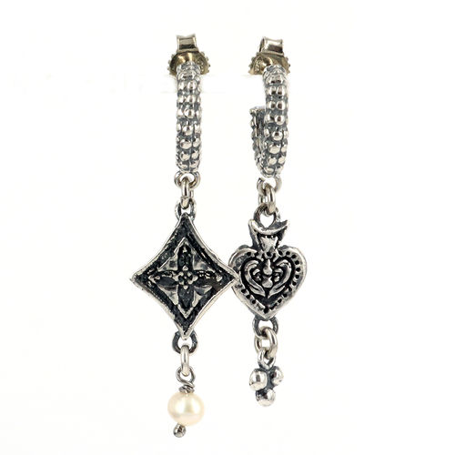 Earrings E 18D10