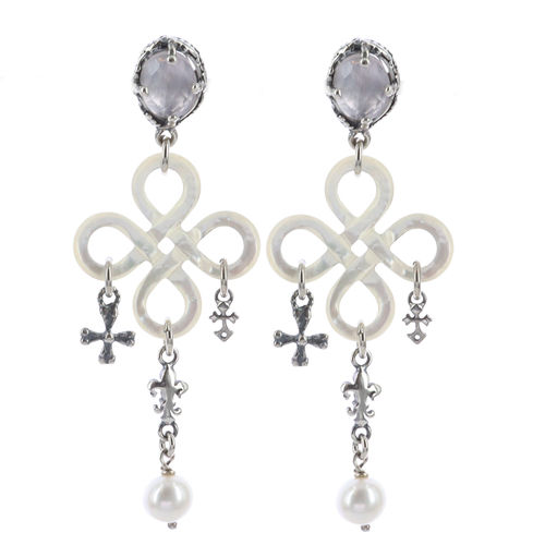 Earrings E 19D09 A